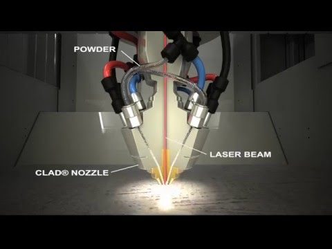 How Does It Work - BeAM Metal 3D Printing