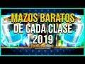 Mazos BARATOS de Hearthstone 2019 | ❗DE TODAS LAS CLASES❗ |  Hearthstone ESPAÑOL MAZOS*
