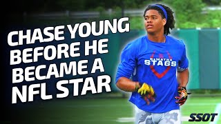 Chase Young - DeMatha Defensive End - Highlights/Interview - Sports Stars of Tomorrow