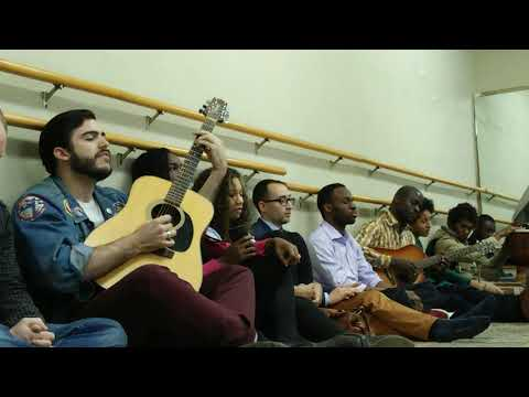 Baha'i Devotional Gathering -Haifa Israel 2015