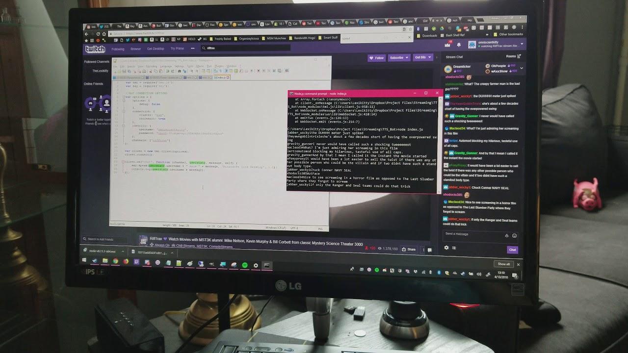 Twitch TTS Test