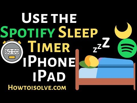 Use Spotify Sleep Timer IPhone And IPad [Latest Of 2019]