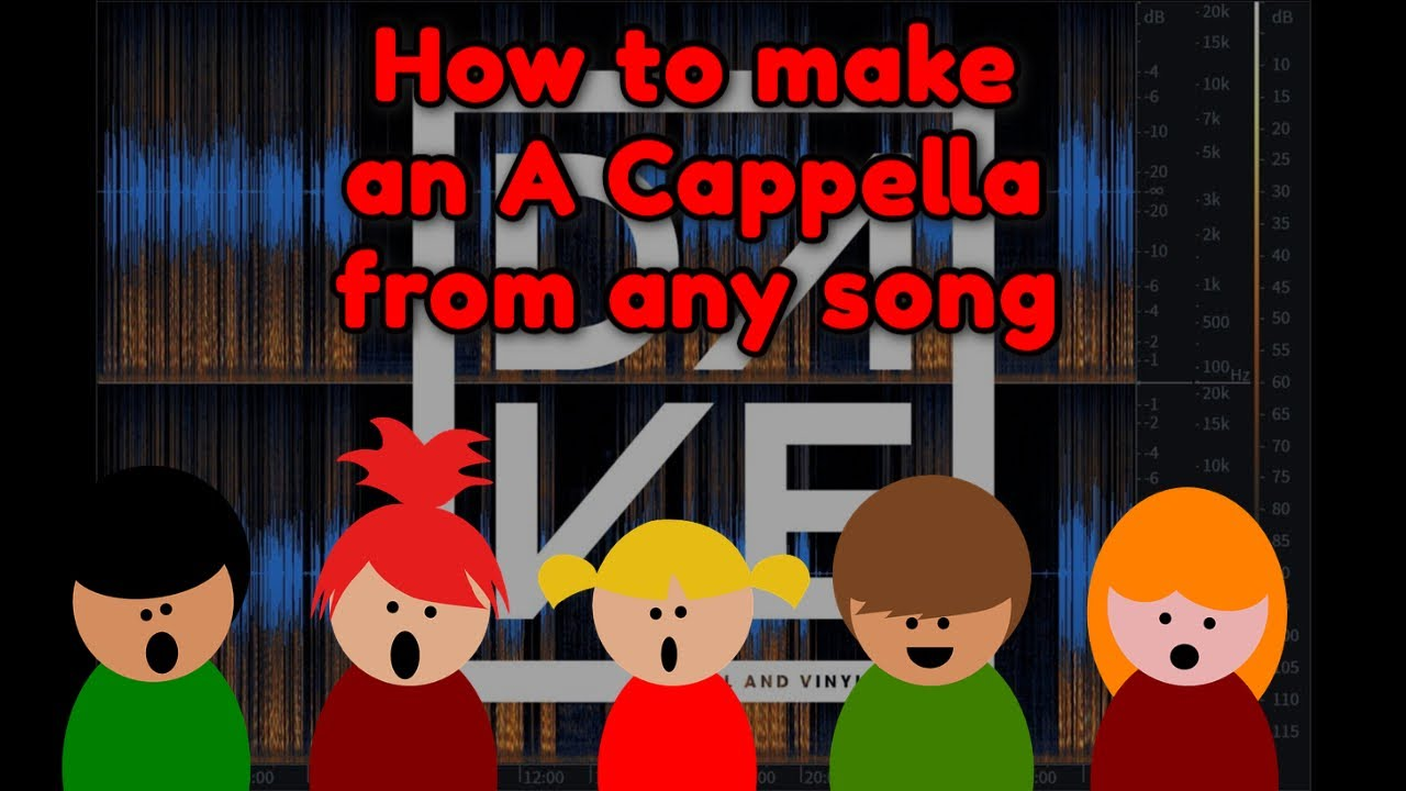 Making an A cappella using iZotope RX7 then DJing it in Native Instruments  Traktor Pro #acappella