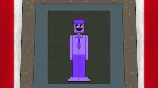 Minecraft Fnaf: Purple Guys Minigame (Minecraft Roleplay)