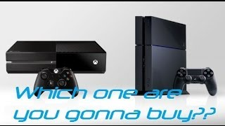 Ps4 Or Xboxone Which 1 Are You Getting (cranked Gameplay Cod Ghosts)