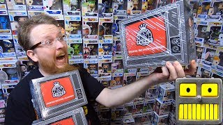 Did I Get A Chase? Gamestop Black Friday 2018 Funko Pop Vinyl Figures Mystery Box Unboxing Review
