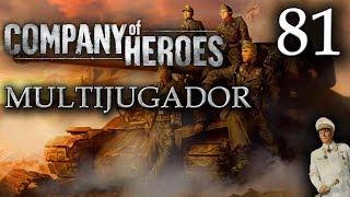 Company of Heroes - 81ª Partida Multijugador - Fede
