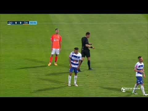 Osijek Sibenik Goals And Highlights