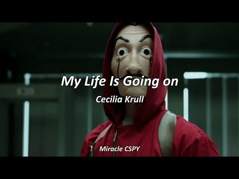 La Casa de Papel - My Life Is Going on | Lyrics (Soundtrack)