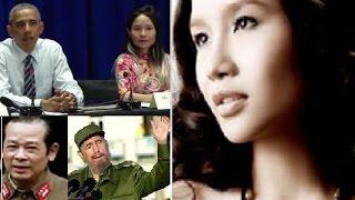 Ca sĩ Mai Khôi gặp TT Obama và Bùi Tín gặp Fidel Castro
