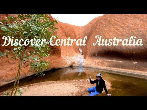 Zentralaustralien ist unglaublich