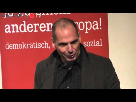 Yanis Varoufakis (DiEM25.org) visits Germany: We have to transform the European Union