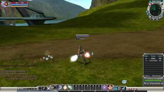 RFOnline (Rising Force Online)Character Creation & Gameplay (HD)