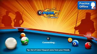 Trick of winning scratch in 8 ball poll