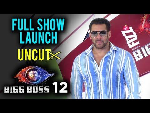 UNCUT - Salman Khan Bigg Boss 12 Launch In Goa | FULL EVENT