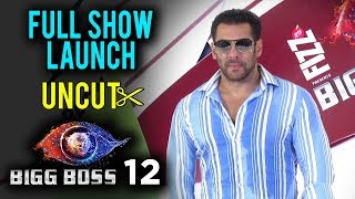 UNCUT - Salman Khan Bigg Boss 12 Launch In Goa | FULL EVENT