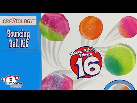 DIY  How to make a SUPER Bouncy Ball!