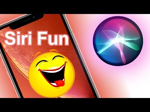 60 Funny Things To Ask Siri With iOS 12 and iPhone XS