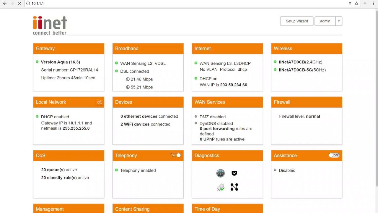 Technicolour MediaAccess TG789vac v2 Bridging Mode