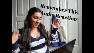 Remember This - NF (Audio Reaction)