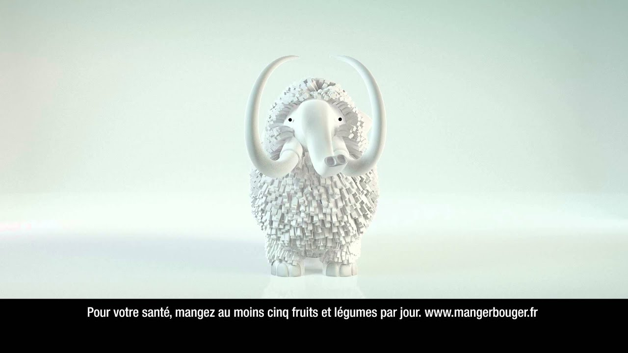 Tic Tac - Teaser mammouth - YouTube