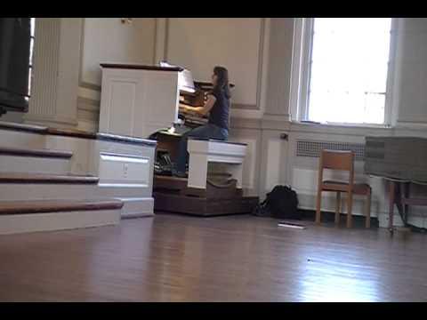 Sonata I in F Minor-Allegro Assai Vivace-Felix Mendelssohn