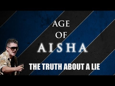 The Age Of Aisha | Message For Tommy Robinson, EDL, Islamaphobes...