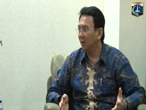 13 Mar 2014 Wagub Basuki T. Purnama Menerima Masyarakat Energi Terbarukan Indonesia