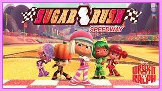 Wreck It Ralph - Sugar Rush Speedway Game - Wreck it Ralph HD Game