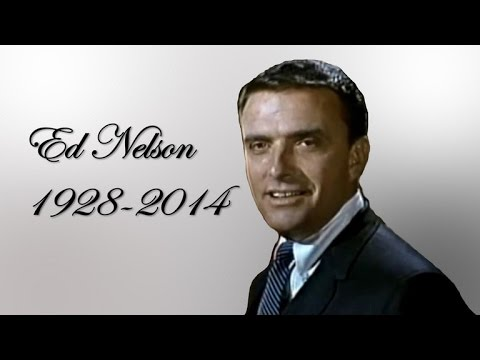 Veteran Actor Ed Nelson Dies at 85