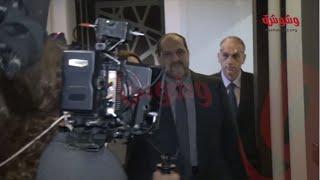 بالفيديو والصور.. 'وشوشة' داخل كواليس تصوير فيلم 'أخلاق العبيد' لخالد الصاوي