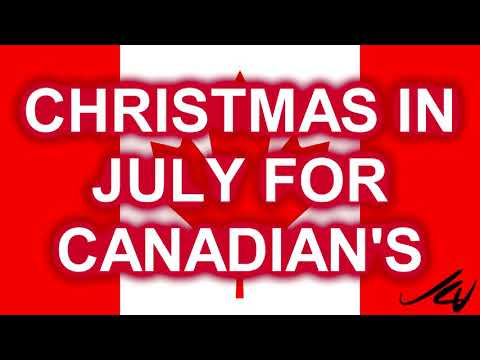 Christmas in July for Bank of Canada  or Canada's Economy is