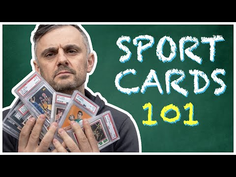 11 Tips to Sports Card Investing in 2020 | Tea With GaryVee