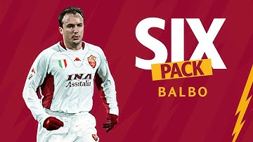 SIX PACK | Abel Balbo