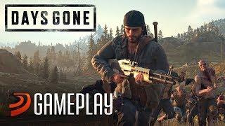 DAYS GONE Gameplay Comentado y Preguntas y Respuestas