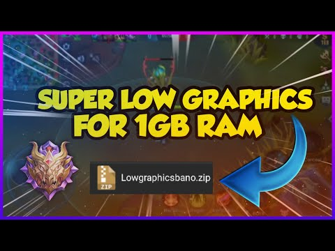 NEW UPDATE HOW TO FIX LAG AND FPS DROP IN MOBILE LEGENDS 2020 - PERFECT FOR 1GB RAM AND LOW END CP