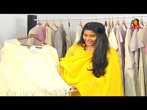 Amazing Hand Work Kurta With Tassels | Fashion Designer Divya Reddy Collections | Vanitha TV