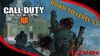 BO4 ROAD TO 55 | LEVEL 39/55 | MULTIPLAYER | ROAD TO 397/400 SUBS (Call of Duty Black Ops 4)