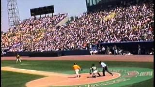Omaha 1996 - LSU vs Miami CWS Championship Game- Warren Morris Home Run