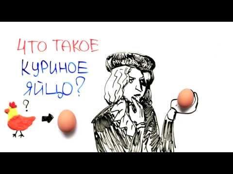 Научпок - Курица или яйцо