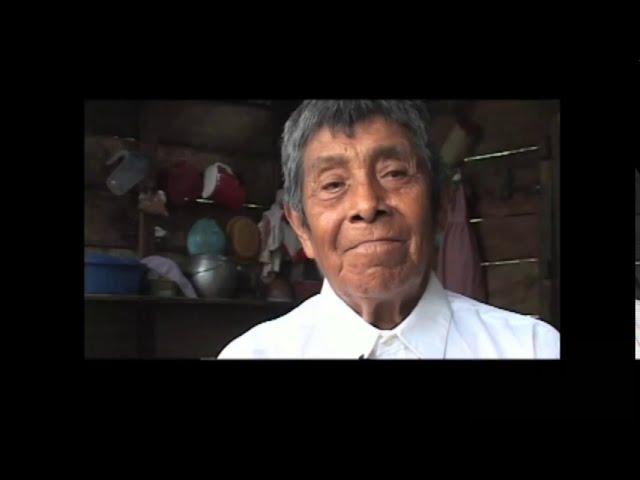 Die Großväter und die Großmutter auf den Fincas - Lak tatucho'b yi'k'oty lak chuchu' tyi finca