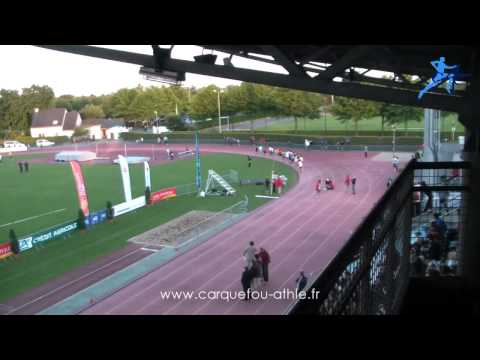 Meeting de Carquefou 2011 : 5000m National Hommes A 1/2