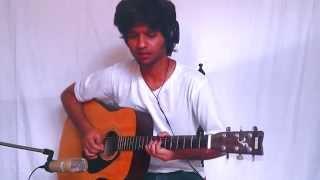 Tere Bin Nahi Laage | Uzair Jaswal | Unplugged Guitar Cover | Ek Paheli Leela