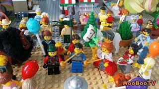 LASTENOHJELMIA SUOMEKSI - Lego city - Vapun turnajaiset - osa 2