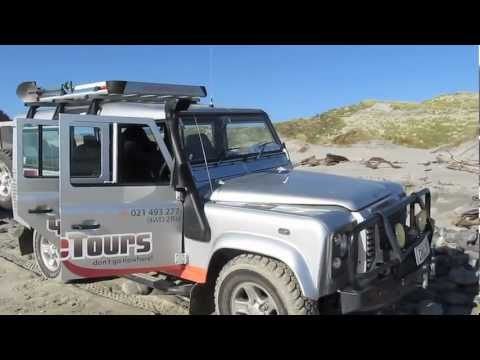 4WDeTours Off road tours, Nelson New Zealand