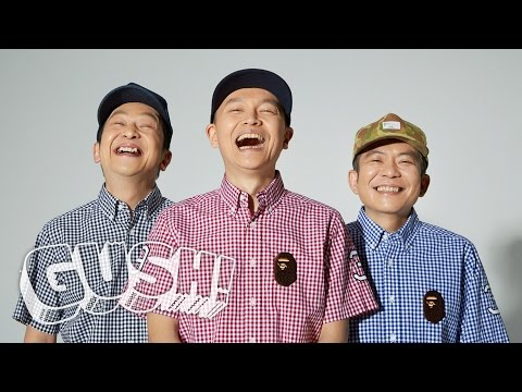 【GUSH!】 #103 スチャダラパー 『1212』 を紹介! <by SPACE SHOWER MUSIC>