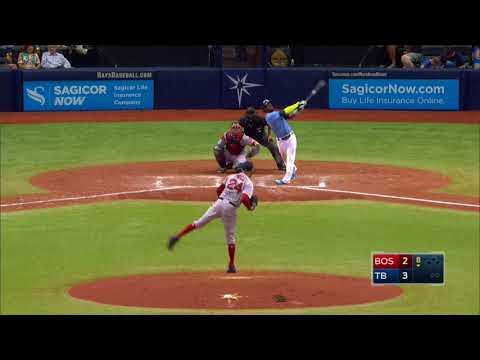 David Price's 2 scoreless innings against the Rays  Sept. 17, 2017