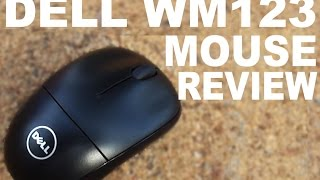 Dell WM123 Wireless Mouse Review CLOSER LOOK