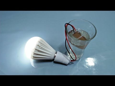 how to make 100% free energy generator at home exhibition using light bulb