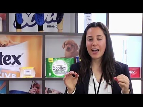 Working at Kimberly-Clark: Carolina Solis